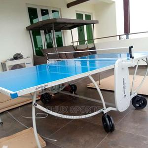 American Fitness Outdoor Table Tennis Board | Sports Equipment for sale in Lagos State, Ogba