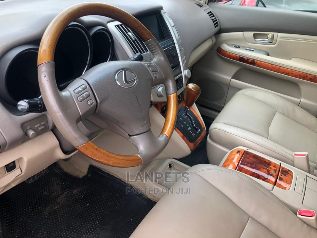 Lexus RX 2009 Gray   Cars for sale in Ikeja, Lagos State, Nigeria