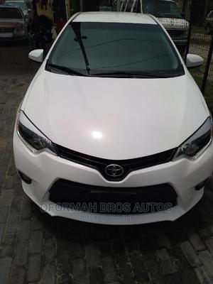 Toyota Corolla 2015 White | Cars for sale in Lagos State, Lekki