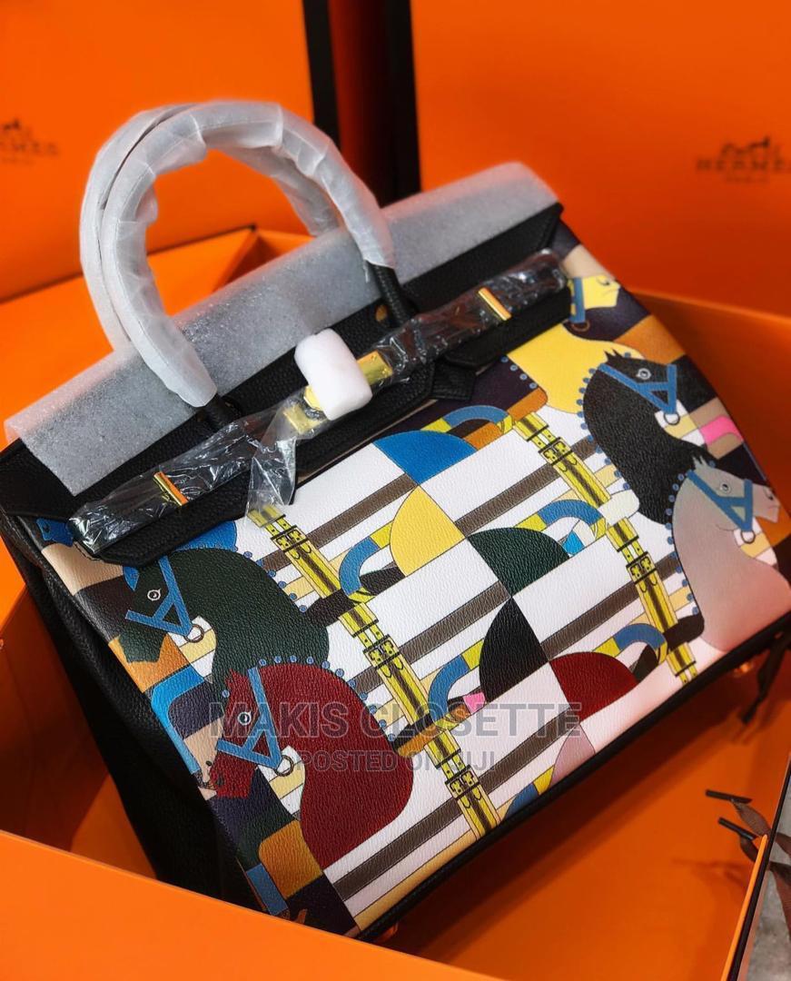 Archive: Hermes Inspired Artistry Bag