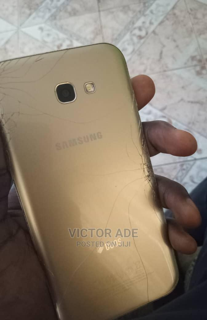 Samsung Galaxy A7 Duos 16 GB Gold | Mobile Phones for sale in Ikeja, Lagos State, Nigeria