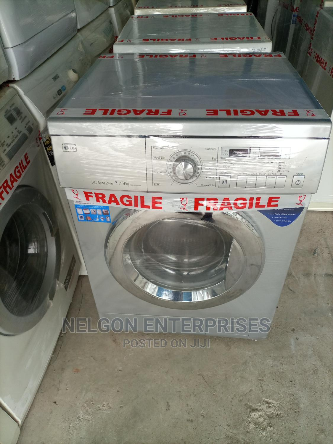 7kg L.G Wash,Spin Dry   Home Appliances for sale in Surulere, Lagos State, Nigeria