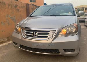 Honda Odyssey 2010 Silver   Cars for sale in Lagos State, Ikeja