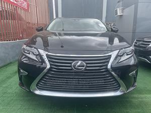 Lexus ES 2016 350 FWD Black | Cars for sale in Lagos State, Ikeja