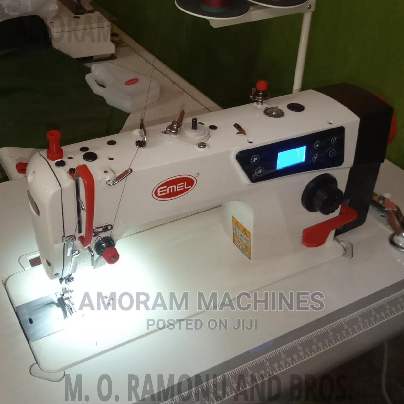 Original Brand New Emel Standard Industrial Sewing Machine