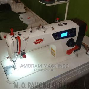 Original Brand New Emel Standard Industrial Sewing Machine   Home Appliances for sale in Lagos State, Surulere