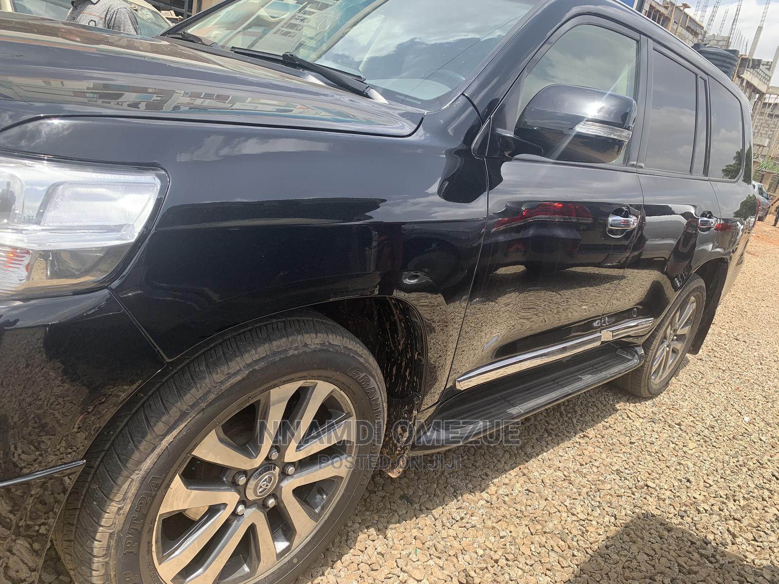 Toyota Land Cruiser Prado 2013 Black   Cars for sale in Gwarinpa, Abuja (FCT) State, Nigeria