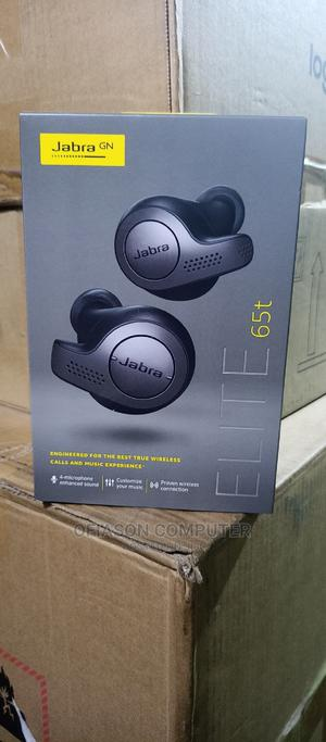 Jabra Elite 65t Bluetooth Headset   Headphones for sale in Lagos State, Ikeja