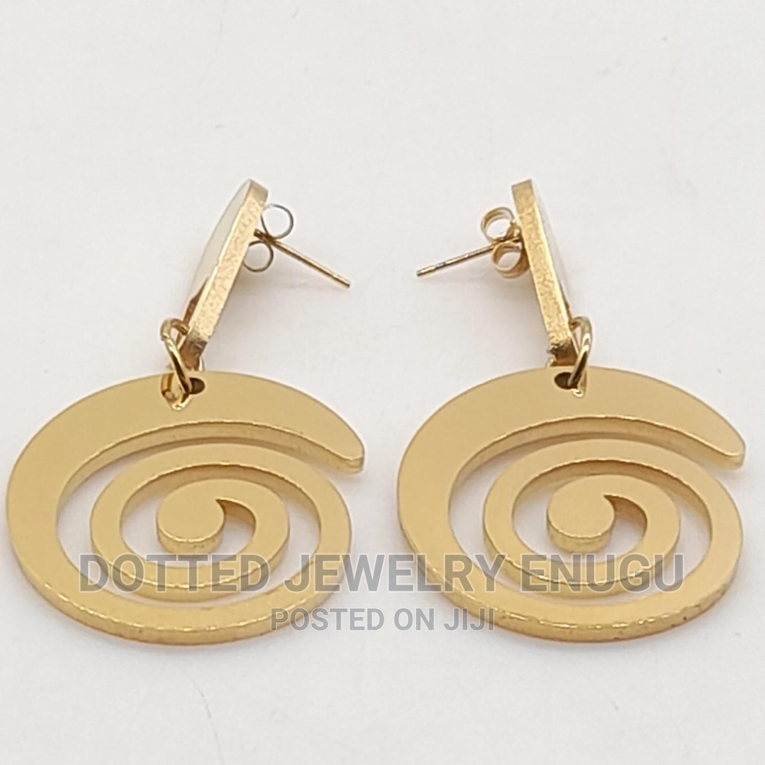 Gorgeous Stainless Steel Earring