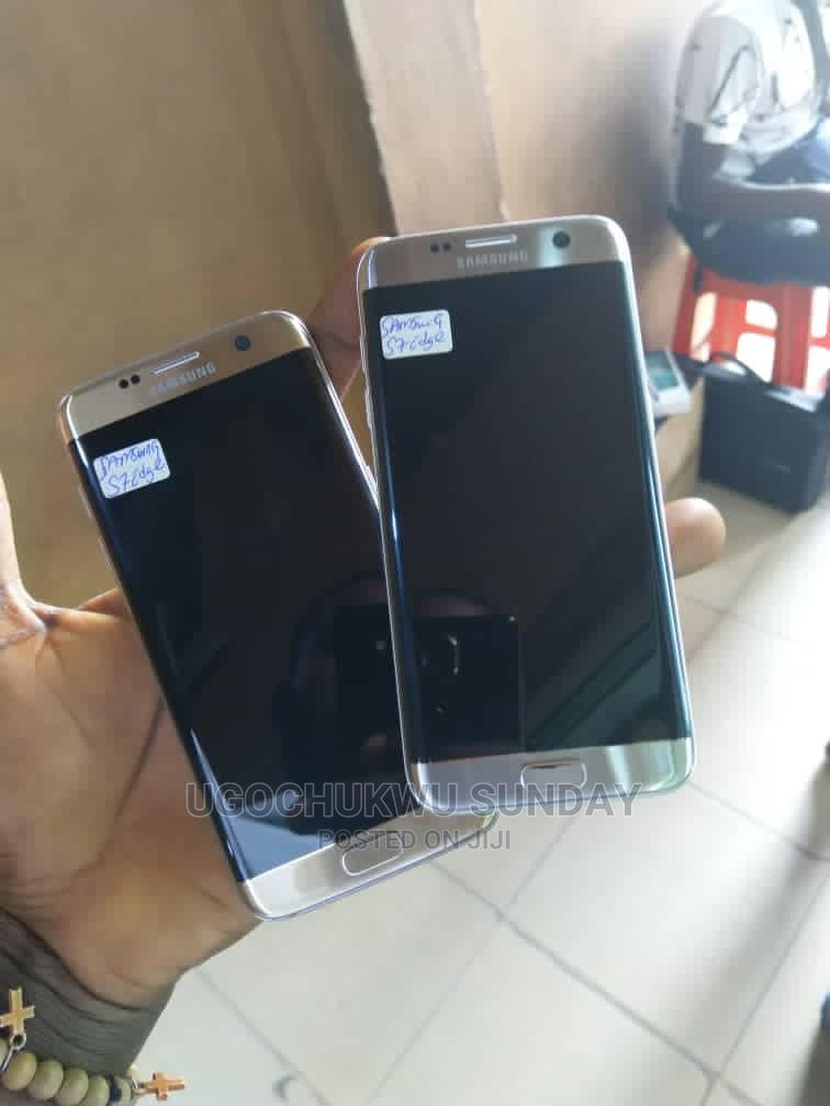 Samsung Galaxy S7 edge 32 GB   Mobile Phones for sale in Ikeja, Lagos State, Nigeria