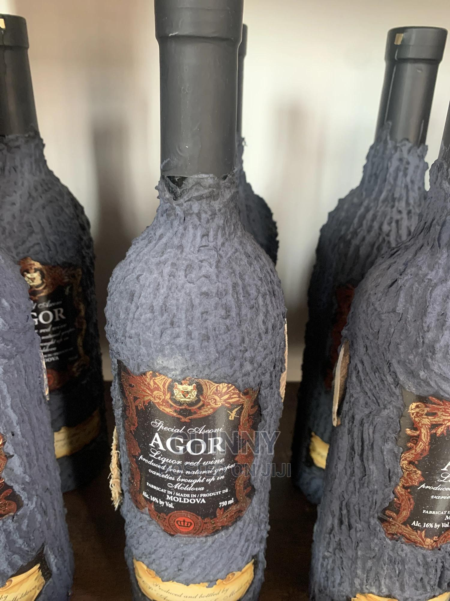 Archive: Agor Red Wine