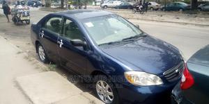 Toyota Corolla 2004 Sedan Automatic Blue   Cars for sale in Lagos State, Amuwo-Odofin