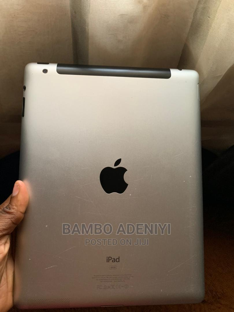 Apple iPad 2 Wi-Fi + 3G 64 GB Gray   Tablets for sale in Alimosho, Lagos State, Nigeria