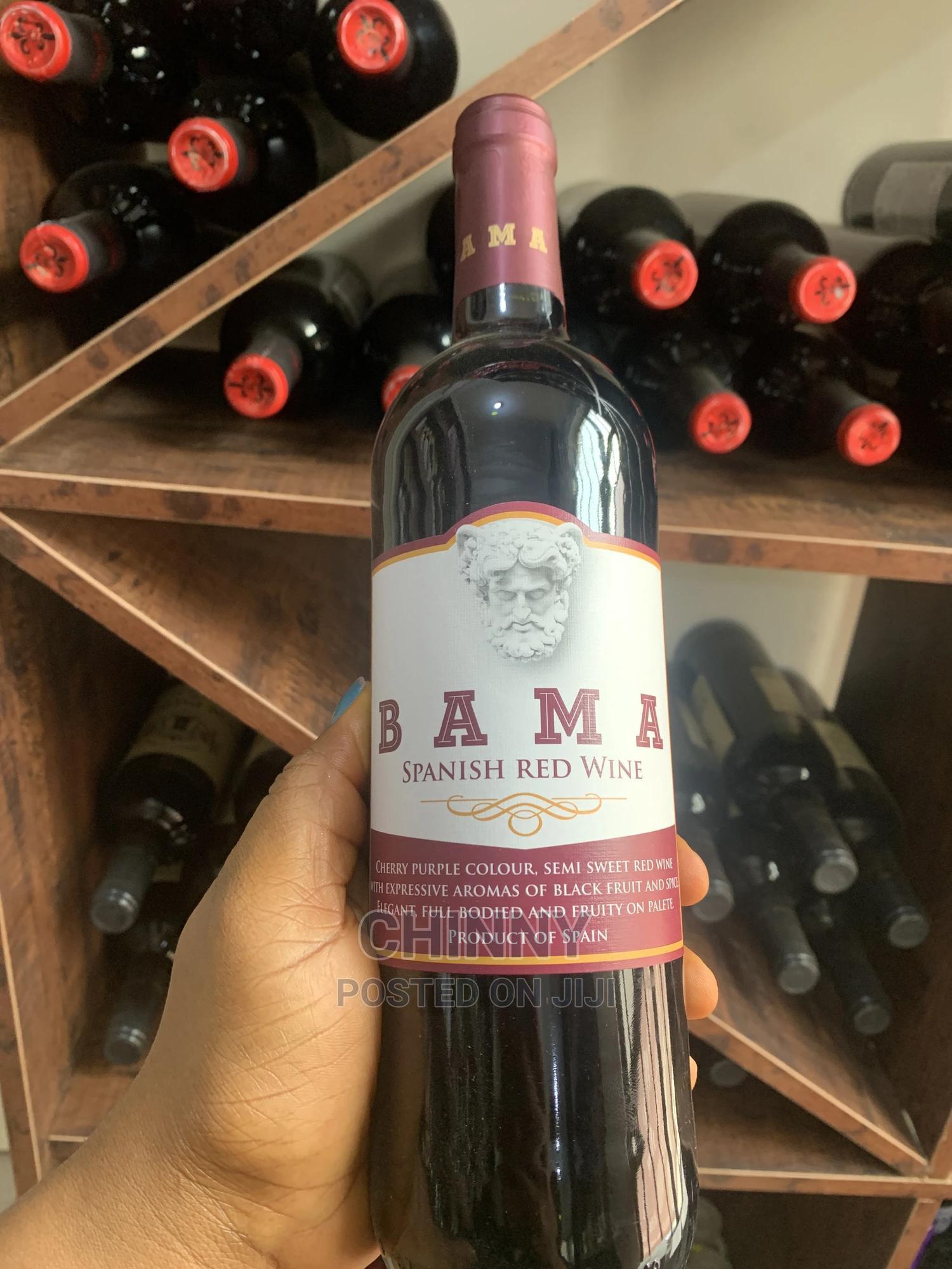 Bama Red Wine