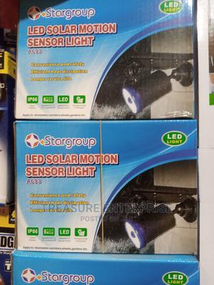 LED Solar Motion Sensor Light | Solar Energy for sale in Lagos State, Lagos Island (Eko)