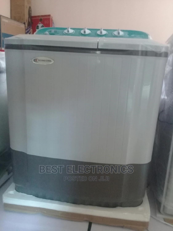 Techno 7.0kg Manual Washing Machine