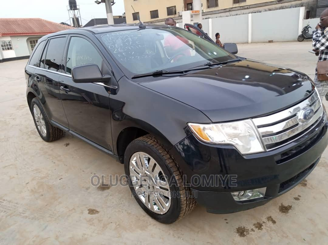 Archive: Ford Edge 2008 SE 4dr FWD (3.5L 6cyl 6A) Blue