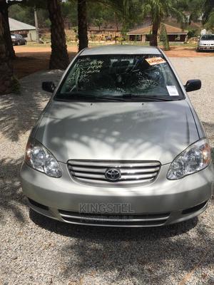 Toyota Corolla 2003 Sedan Automatic Gray | Cars for sale in Abuja (FCT) State, Jabi
