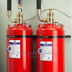 Fm200: 147L Cylinder | Safetywear & Equipment for sale in Lagos State, Ikeja