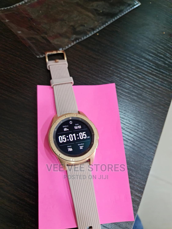 Samsung Galaxy Watch Rosegold
