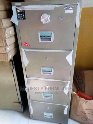 4x4 Fire Proof Cabinet | Furniture for sale in Lagos State, Ojo