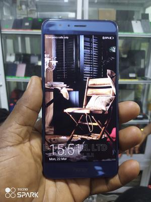 Huawei Honor 8 32 GB Blue   Mobile Phones for sale in Lagos State, Ikeja