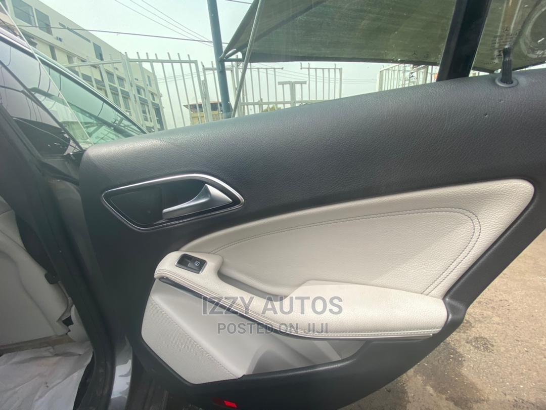 Archive: Mercedes-Benz CLA-Class 2014 Gray