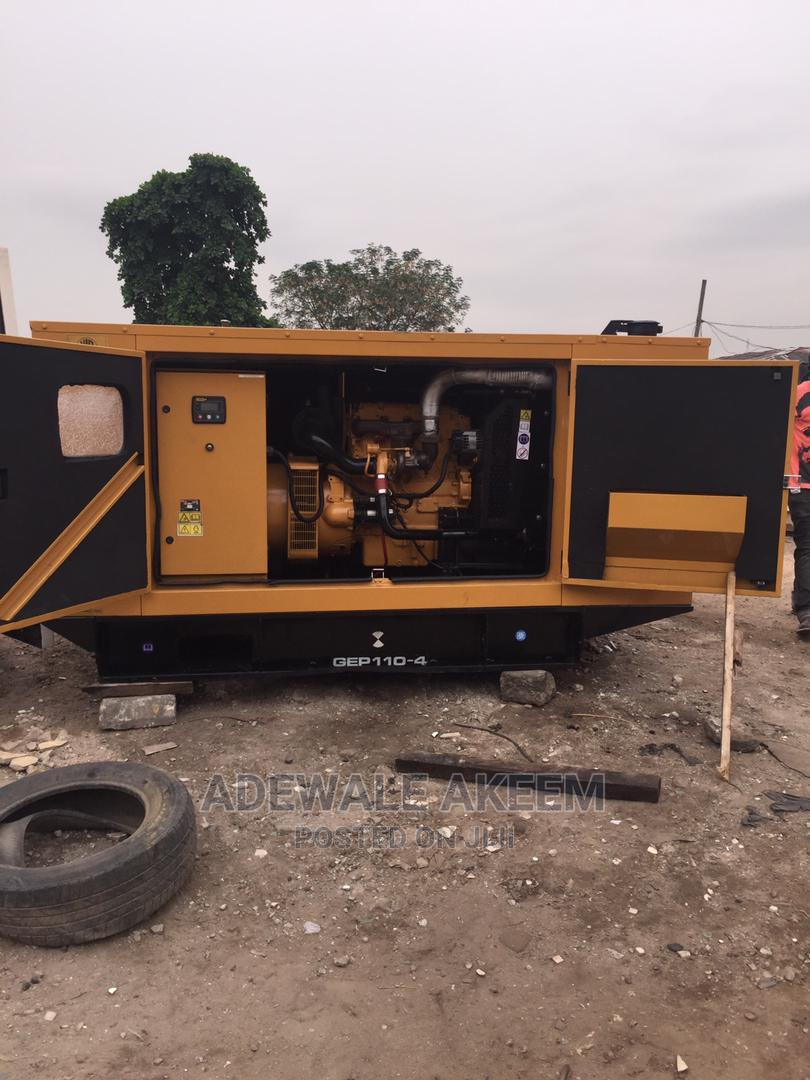 100kva Cat Working Perfectly