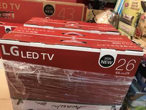 LG Led 26 Inches TV Plasma | TV & DVD Equipment for sale in Edo State, Benin City
