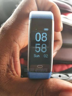 Vs Smart Plus Fitness Tracker Wristband With Heart Rate Moni | Smart Watches & Trackers for sale in Lagos State, Alimosho