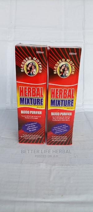 Blessed Mother Herbal Mixtuer Blood Purifier   Vitamins & Supplements for sale in Lagos State, Amuwo-Odofin
