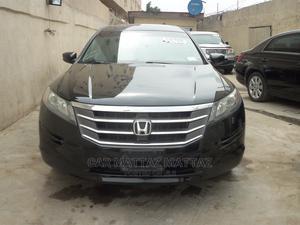 Honda Accord CrossTour 2012 EX-L Black | Cars for sale in Lagos State, Ikeja