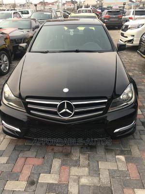 Mercedes-Benz C250 2012 Black   Cars for sale in Lagos State, Lekki