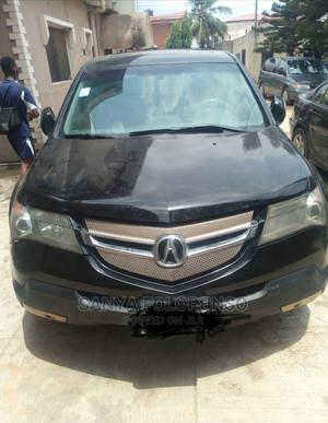Acura MDX 2008 Black | Cars for sale in Lagos State, Ikorodu