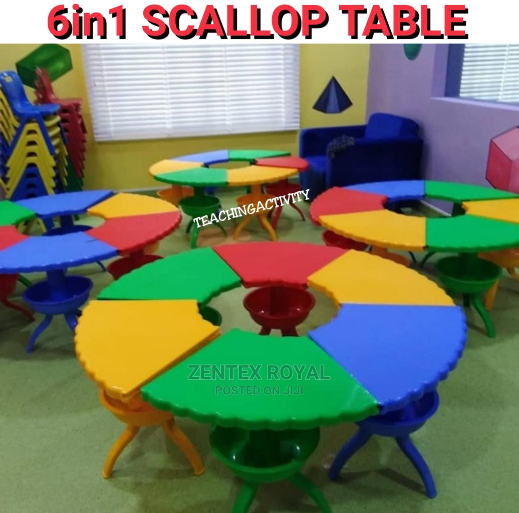 Childrens School Table | Children's Furniture for sale in Ojo, Lagos State, Nigeria