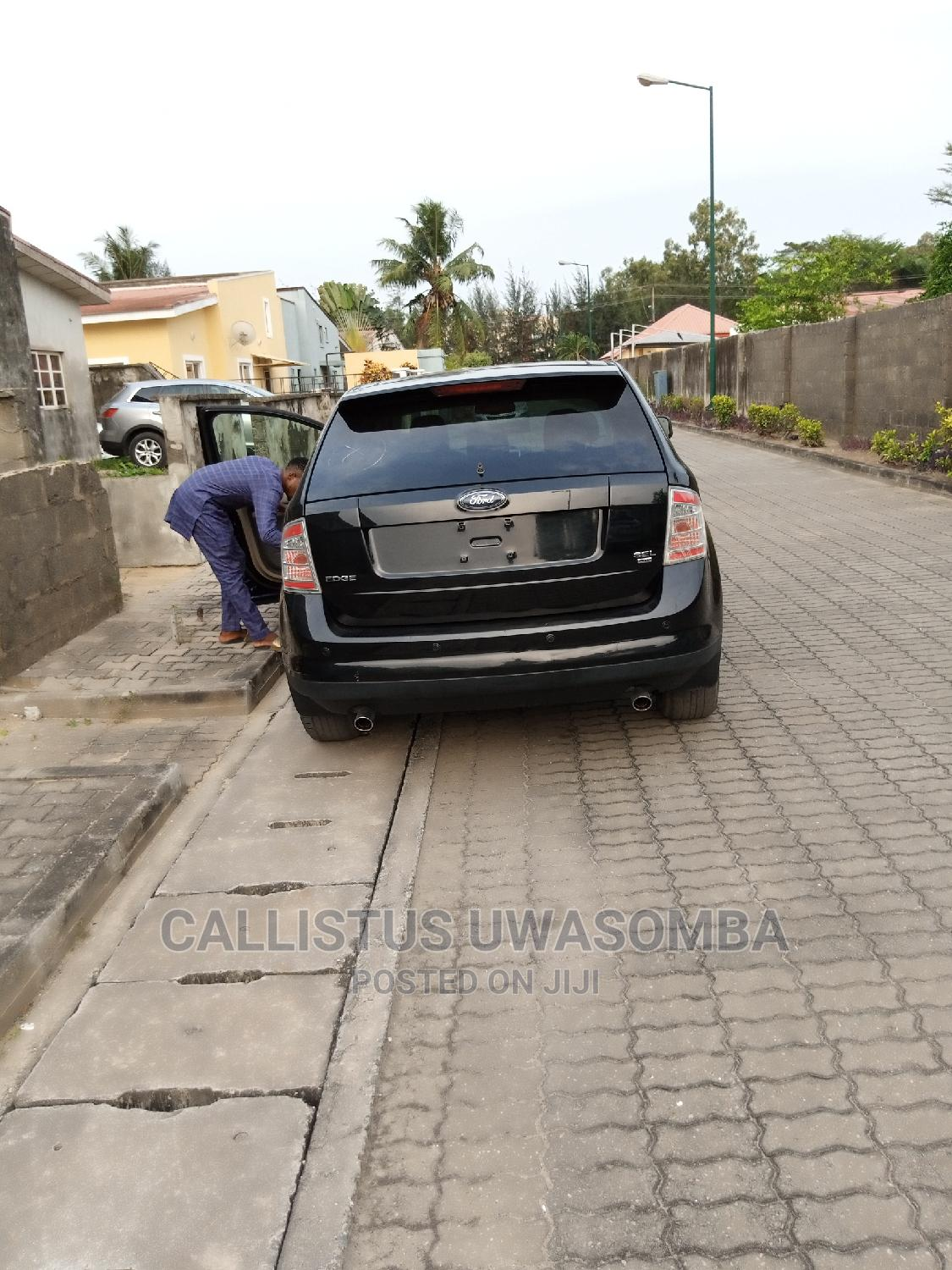 Ford Edge 2008 Black | Cars for sale in Ajah, Lagos State, Nigeria