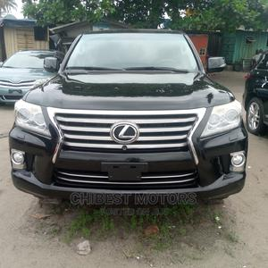 Lexus LX 2015 Black   Cars for sale in Lagos State, Apapa