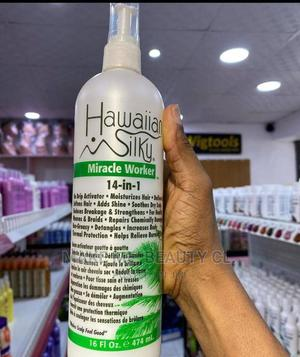 Hawaiian Silky Miracle Worker 14-In-1 | Hair Beauty for sale in Lagos State, Ojo