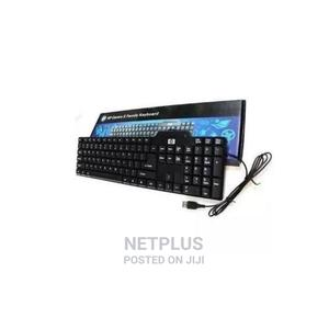 HP External Keyboard   Computer Accessories  for sale in Abuja (FCT) State, Wuse