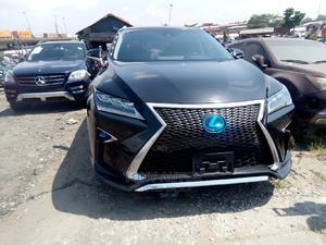 Lexus RX 2017 Black   Cars for sale in Lagos State, Apapa