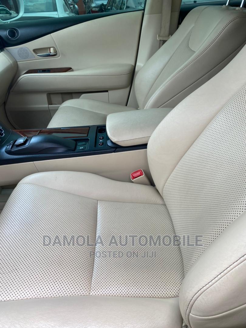Lexus RX 2013 350 AWD White | Cars for sale in Ikeja, Lagos State, Nigeria
