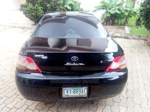 Toyota Solara 2001 Black | Cars for sale in Abuja (FCT) State, Gwarinpa