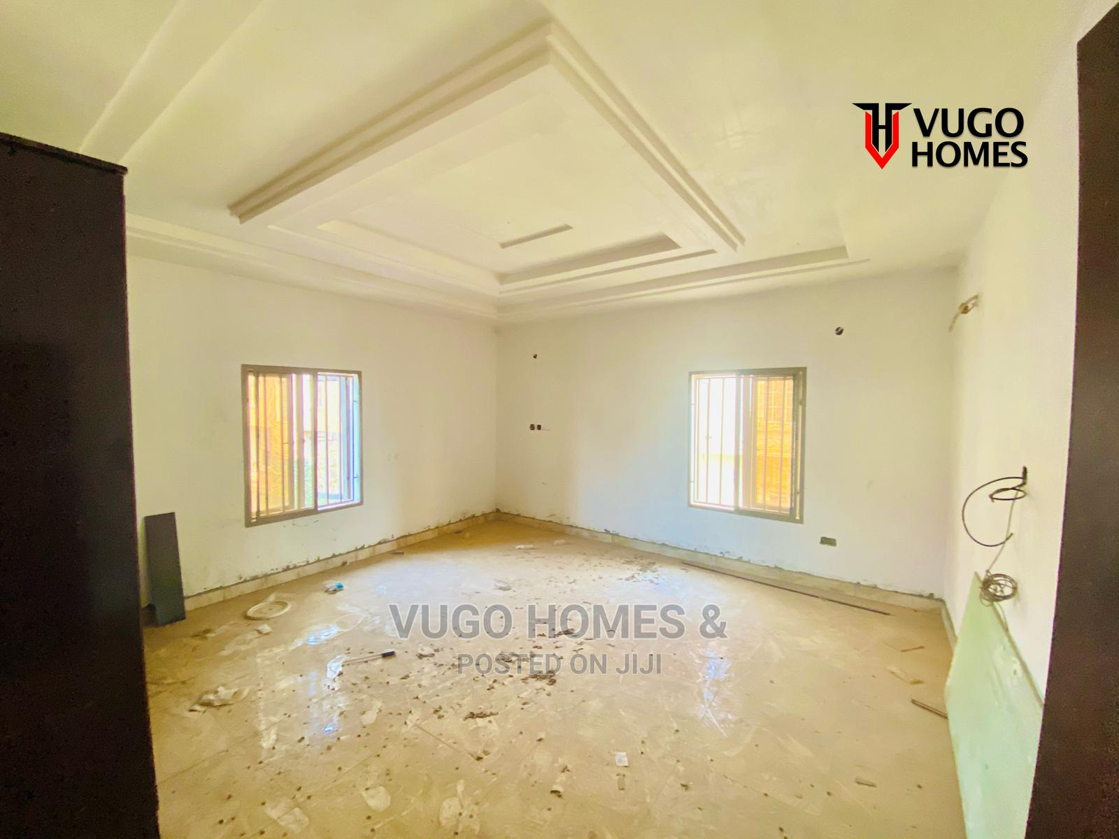 Archive: Brand New 4 Bedroom Duplex Fully Detached