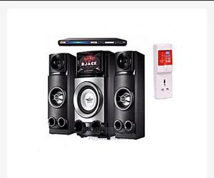 Djack Sound Bar With DVD Surge Protector   Audio & Music Equipment for sale in Imo State, Owerri
