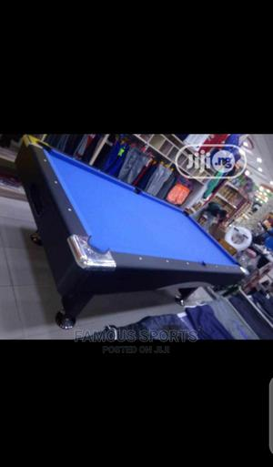 8 Foot Snooker Pool Table | Sports Equipment for sale in Lagos State, Surulere