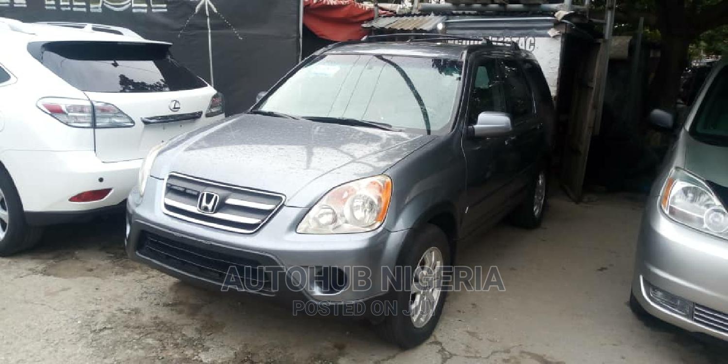 Honda CR-V 2005 Automatic Blue