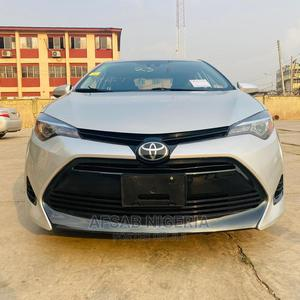Toyota Corolla 2017 Silver   Cars for sale in Lagos State, Ikeja