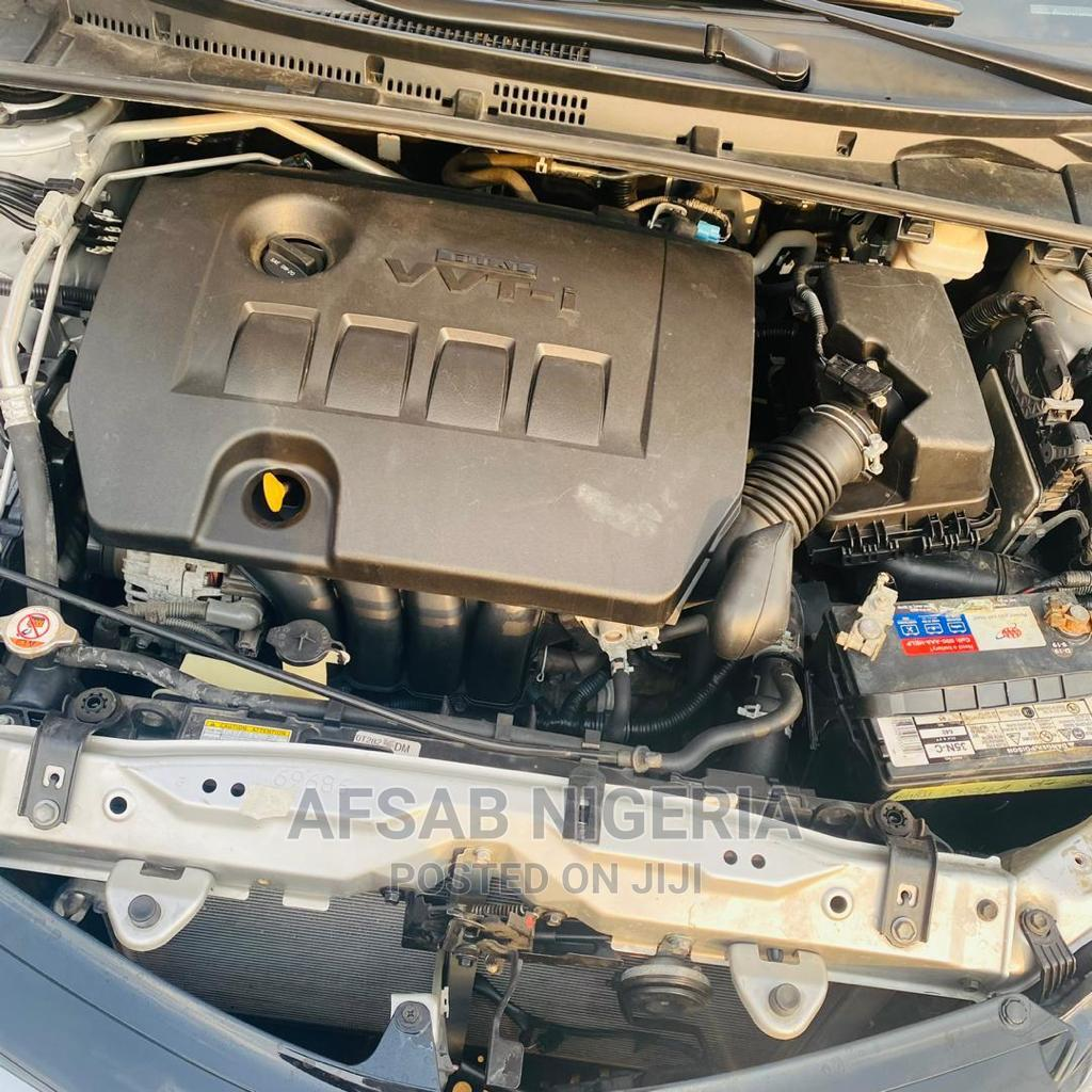 Toyota Corolla 2017 Silver | Cars for sale in Ikeja, Lagos State, Nigeria