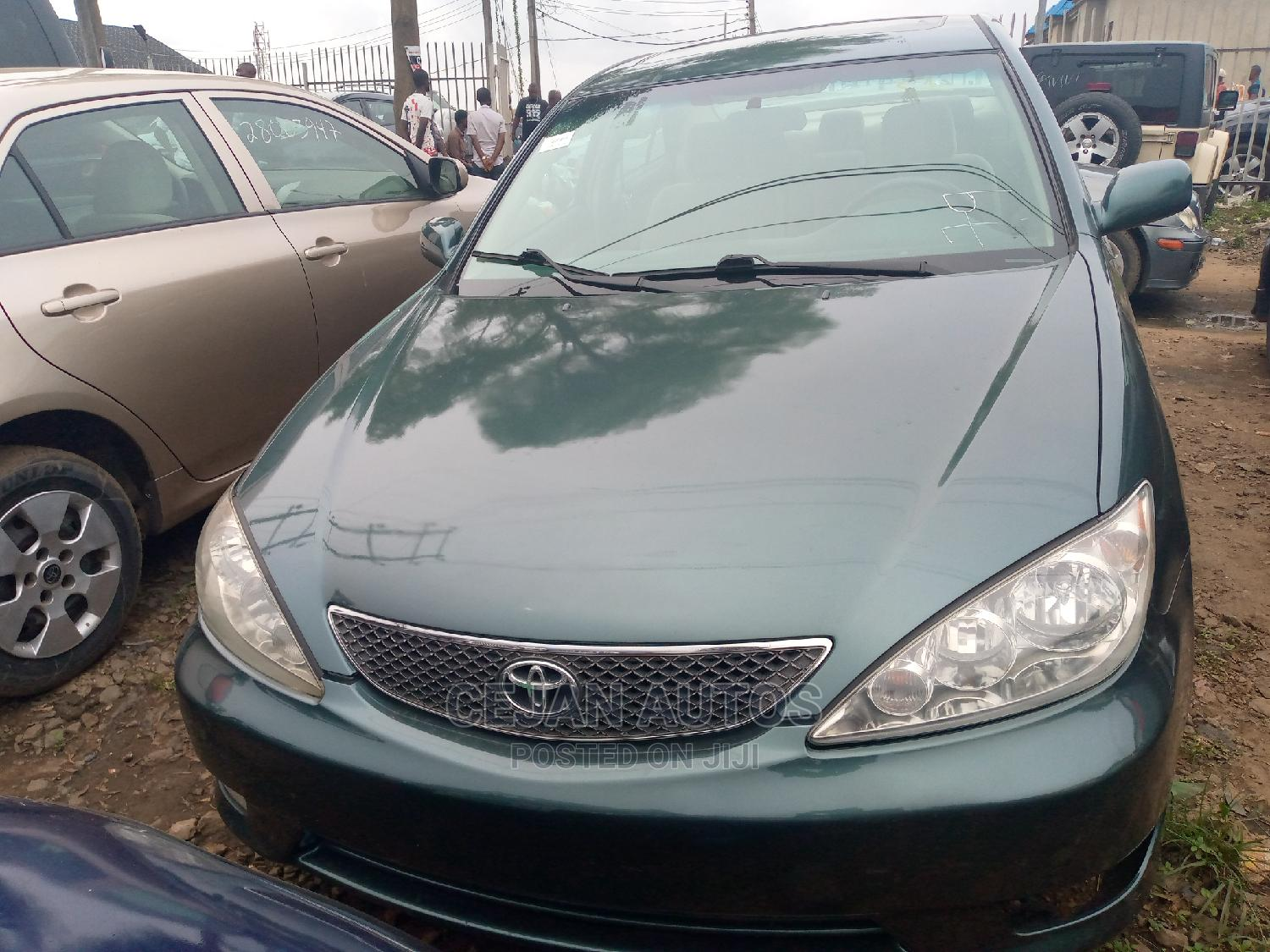 Archive: Toyota Camry 2006 Blue