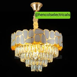 Luxury Designs, Crystal Chandelier Light   Home Accessories for sale in Lagos State, Ojo